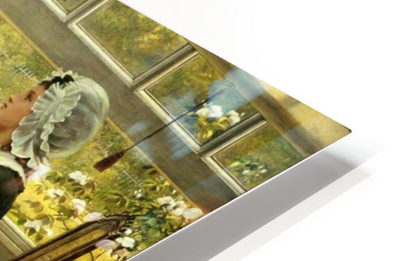 Pot-Pourri HD Sublimation Metal print