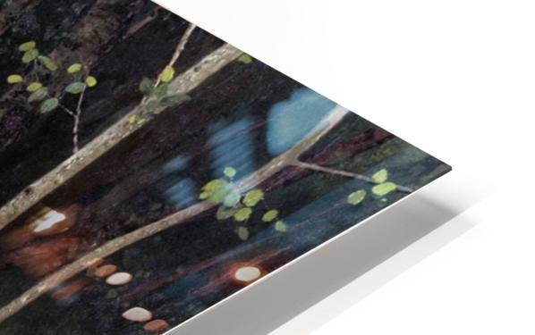 Forest river HD Sublimation Metal print