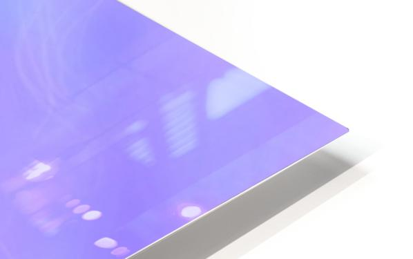 A Maui Twilight Setting HD Sublimation Metal print