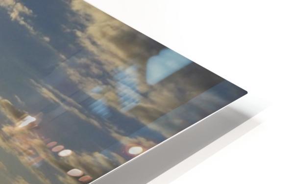Lanai' Rise HD Sublimation Metal print