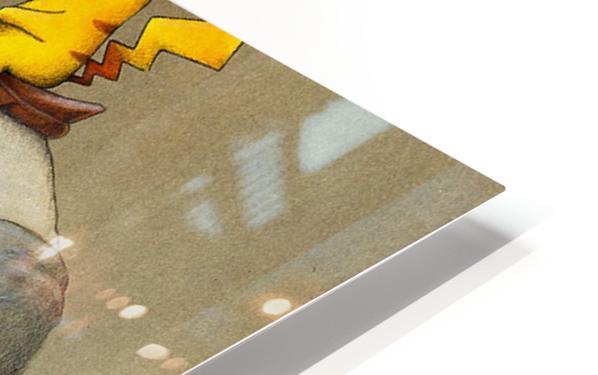 control HD Sublimation Metal print