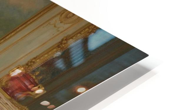 The melon HD Sublimation Metal print