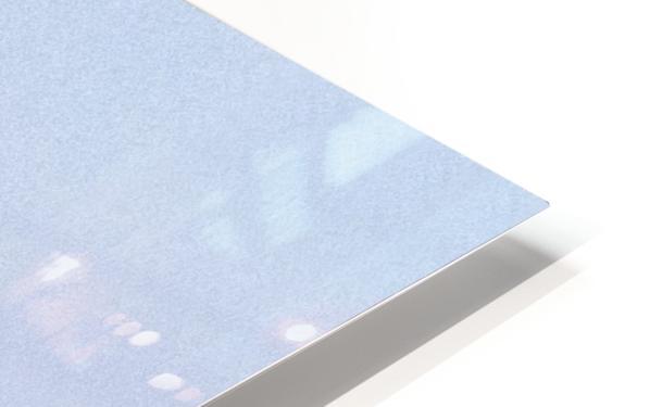 Speed Skating 1 HD Sublimation Metal print