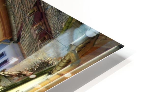 colors HD Sublimation Metal print