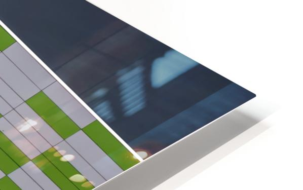Geometry HD Sublimation Metal print