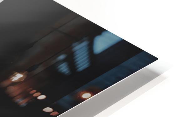 WHITE WALLS HD Sublimation Metal print