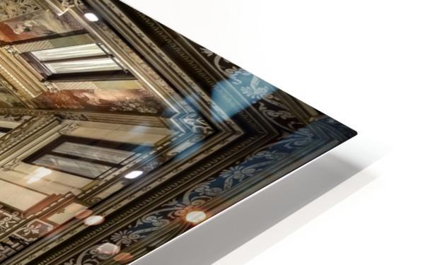 Galleria Sciarra HD Sublimation Metal print