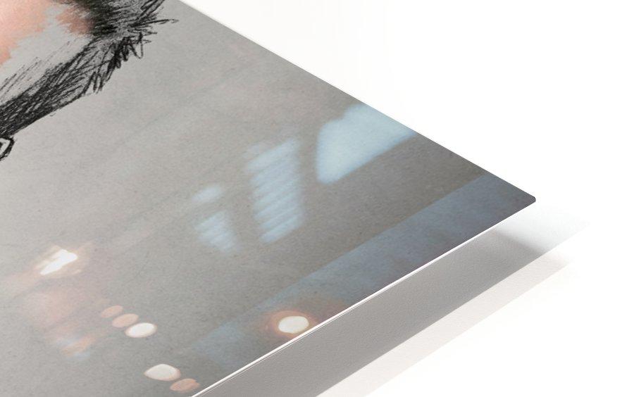 Self sketch HD Sublimation Metal print