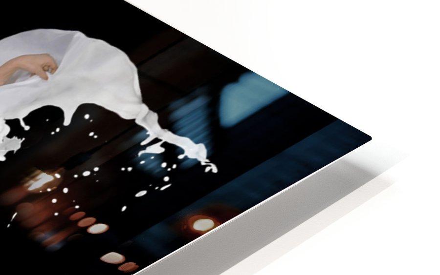 Liquidize HD Sublimation Metal print