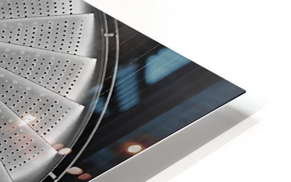 stepscircle HD Sublimation Metal print