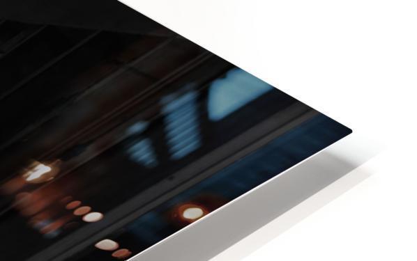 passenger HD Sublimation Metal print