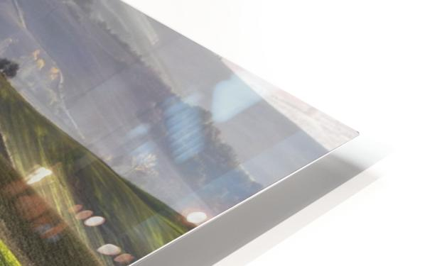 pastoral HD Sublimation Metal print