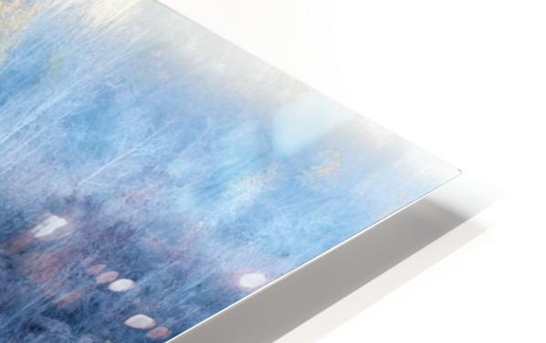 November colors HD Sublimation Metal print