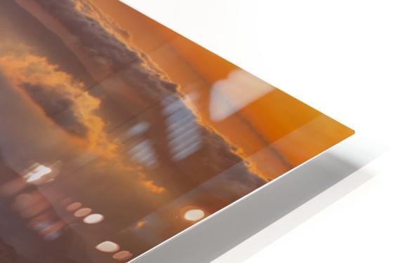 vantage point HD Sublimation Metal print