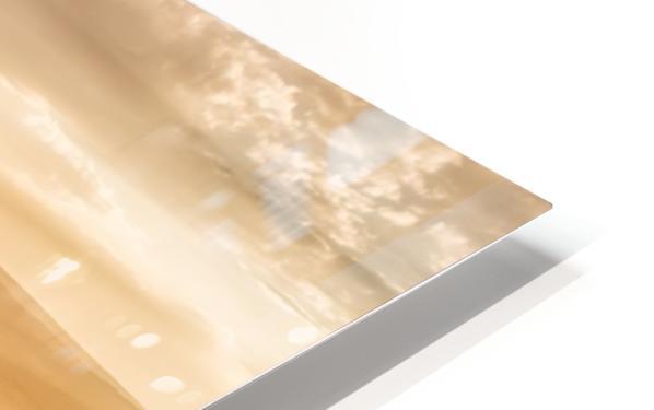 Light Blades HD Sublimation Metal print