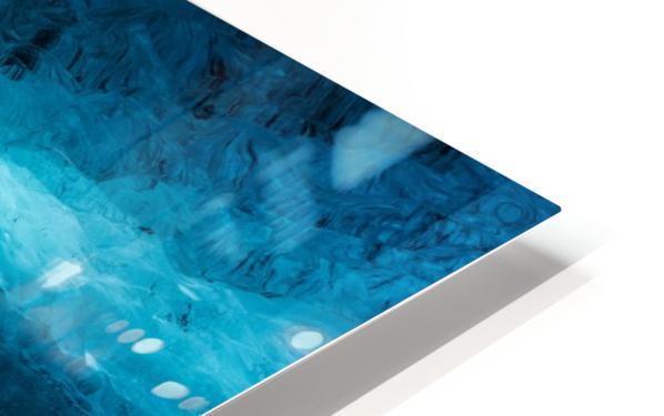 Hidden Frozen World HD Sublimation Metal print