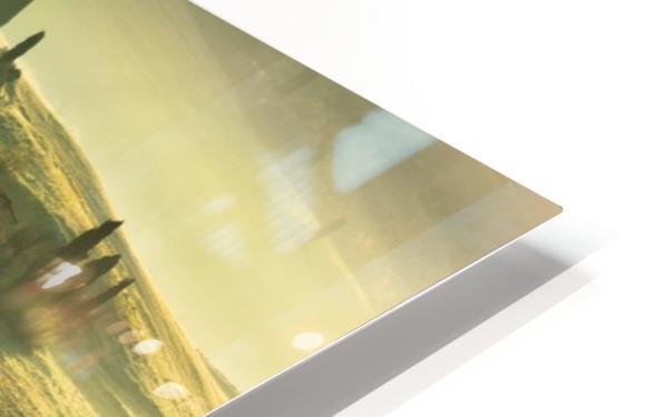 Mist... HD Sublimation Metal print