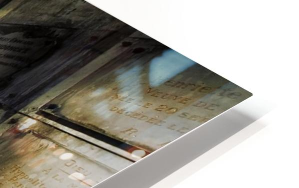 LaCrypt HD Sublimation Metal print