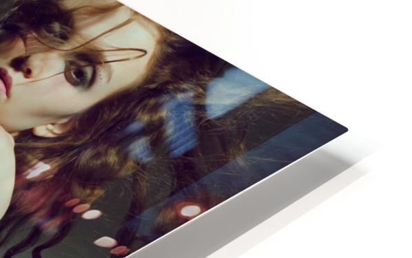Iva I HD Sublimation Metal print