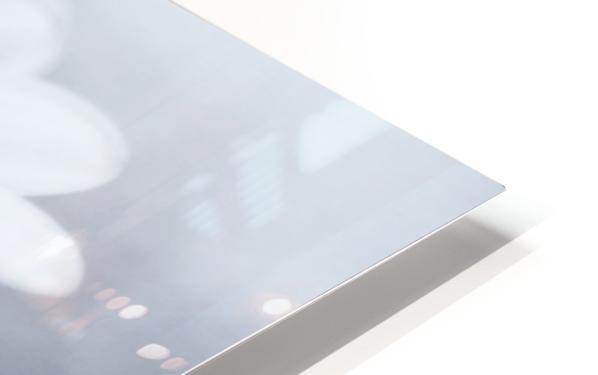 Blue tones HD Sublimation Metal print