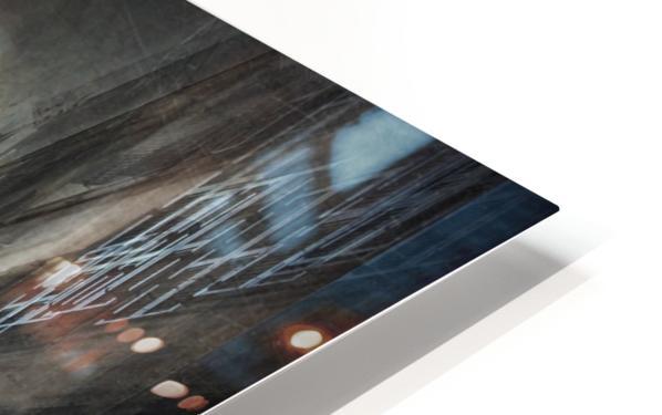 Street HD Sublimation Metal print