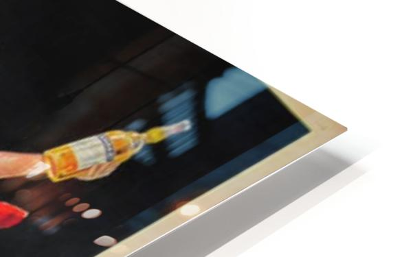 Cordial Campari HD Sublimation Metal print