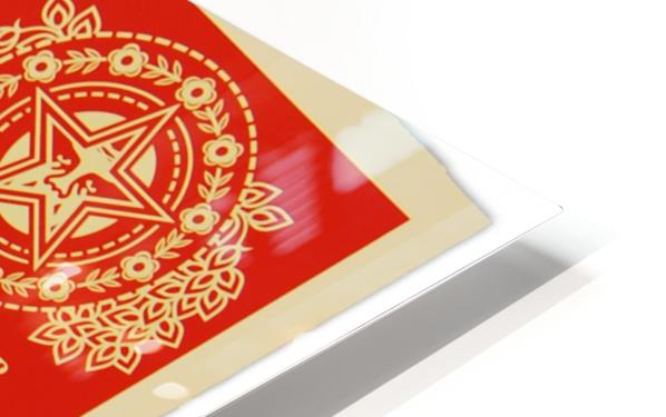 Wage Peace Obey poster HD Sublimation Metal print