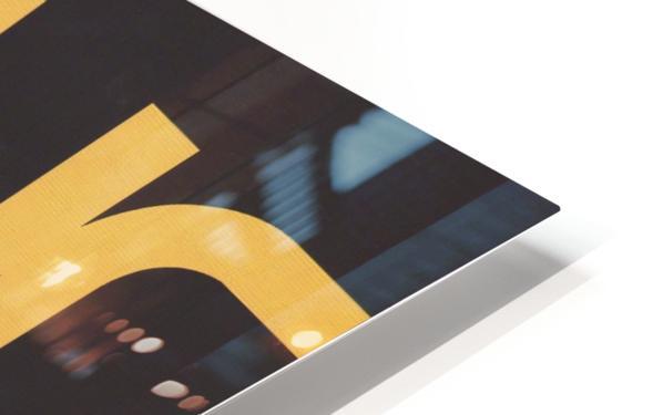 Blur HD Sublimation Metal print