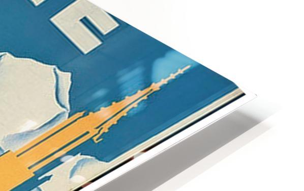 Berne Switzerland HD Sublimation Metal print