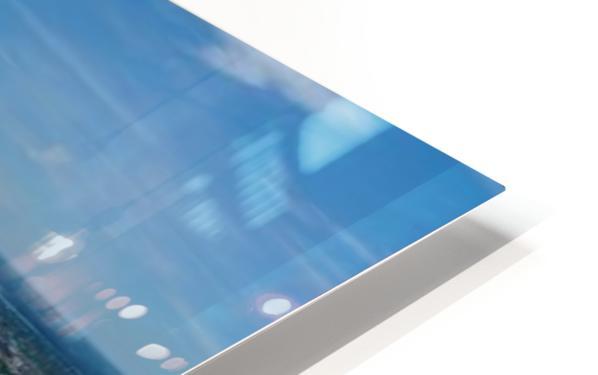 montreal panorama HD Sublimation Metal print