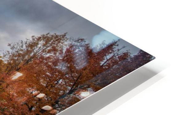 River side HD Sublimation Metal print