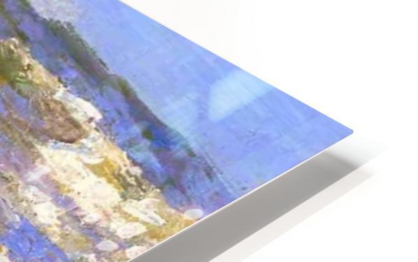 Making Friends HD Sublimation Metal print