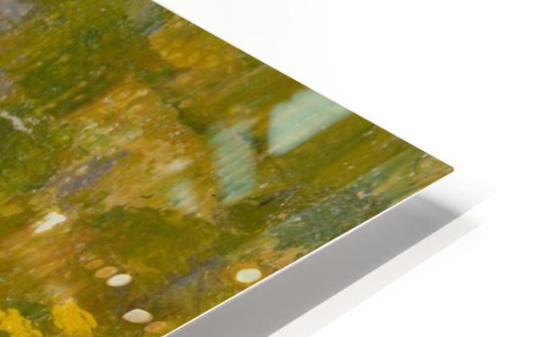 Rocky fields HD Sublimation Metal print
