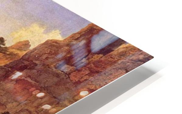 The Grand Canyon HD Sublimation Metal print