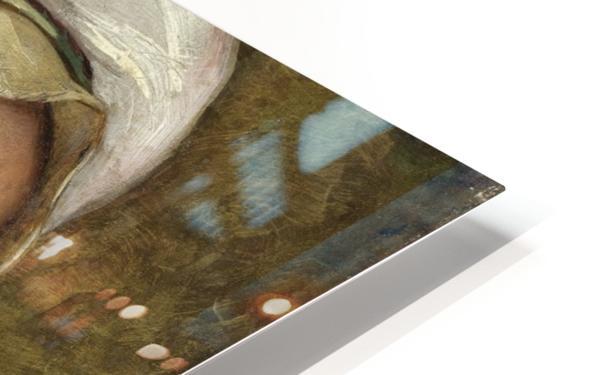 Osman Hamdi Bey Gicl/ée Impression sur Toile-De c/él/èbres Tableaux Beaux Arts Affiche-La Reproduction D/écoration Murale Beyaz Vazoda Cicekler Fleurs dans Un Vase Blanc #XFB