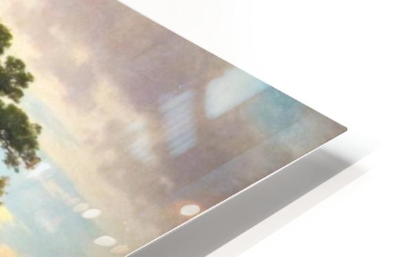 Paesaggio della Westfalia HD Sublimation Metal print