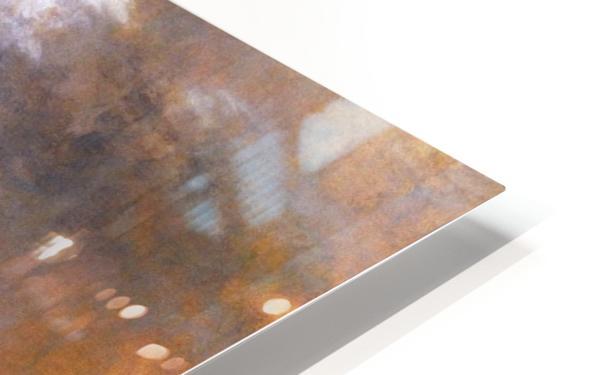 On the Plains Cache la Poudre River HD Sublimation Metal print