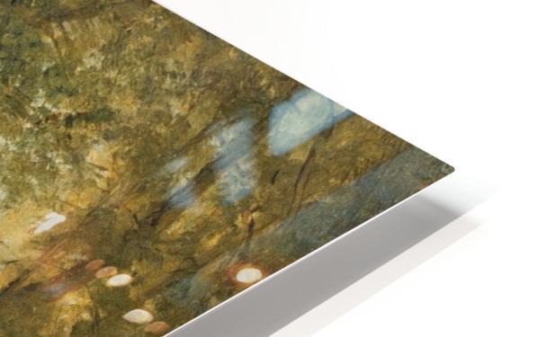 A Catskill Brook HD Sublimation Metal print