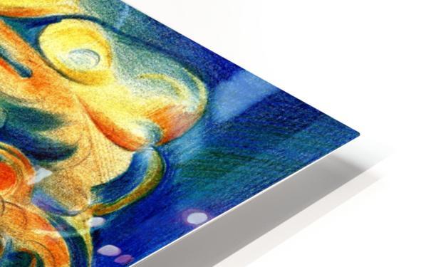 Sans titre - 25-10-16 HD Sublimation Metal print