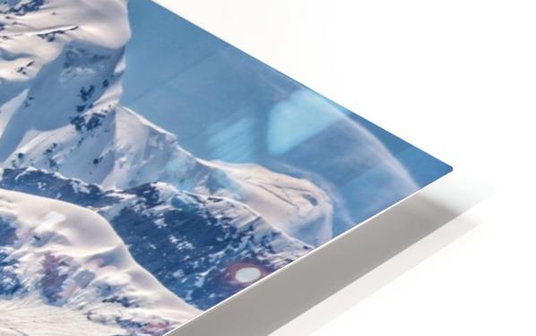 Glacier HD Sublimation Metal print