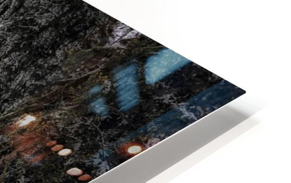 The Alps HD Sublimation Metal print
