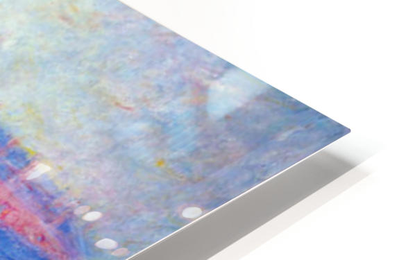 Canal Grand by Monet HD Sublimation Metal print