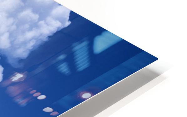 Billowing HD Sublimation Metal print