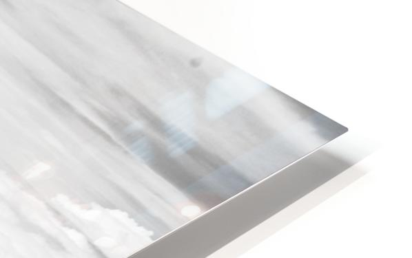 Airplane Wing HD Sublimation Metal print