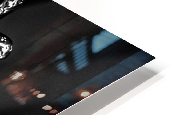 Rolls Emblem HD Sublimation Metal print
