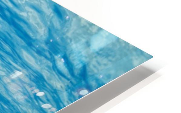 Underwater HD Sublimation Metal print