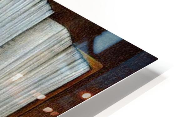 harp HD Sublimation Metal print