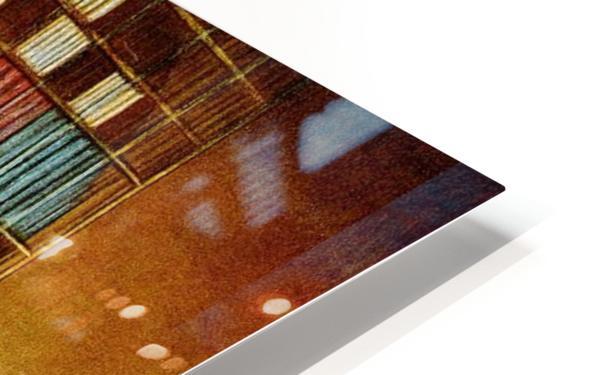 Break in transmission HD Sublimation Metal print
