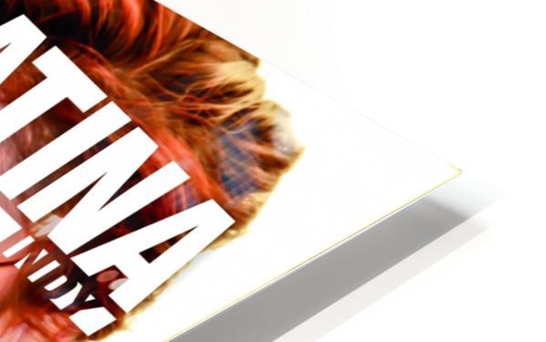 LUZ GONZALEZ HD Sublimation Metal print