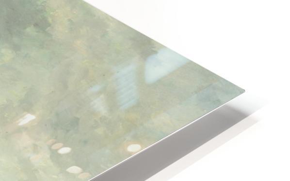 Kalme zee HD Sublimation Metal print